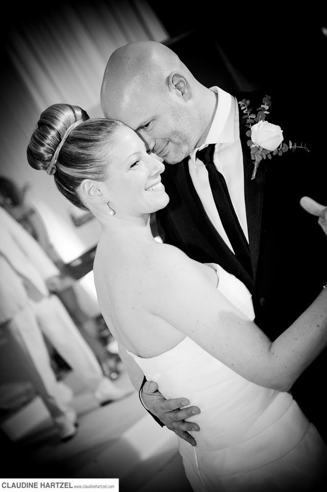 Landmark Hotel Wedding First Dance  Claudine Hartzel