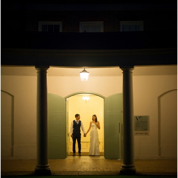 Valentines Park Wedding - Claudine Hartzel Photography